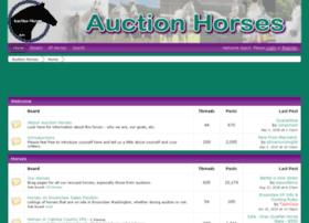 auctionhorseswa.proboards.com
