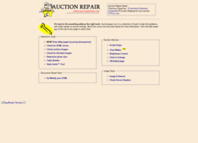 auctionrepair.com