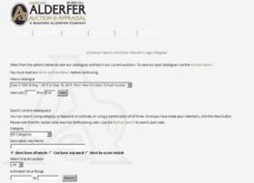 auctions.alderferauction.com