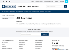 auctions.cbssports.com