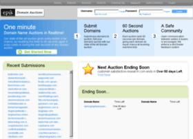 auctions.epik.com