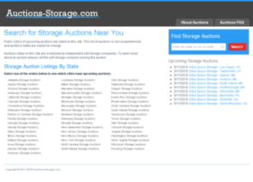 Auctions.storage.com