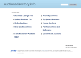 auctionsdirectory.info