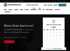auctionsoftware.com