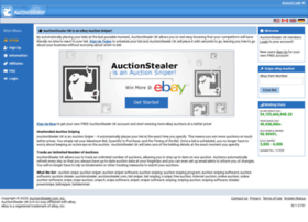 auctionstealer.co.uk