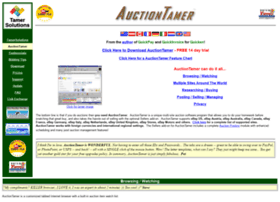auctiontamer.com