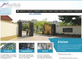 auctuspharma.com