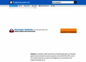 audacity.programas-gratis.net