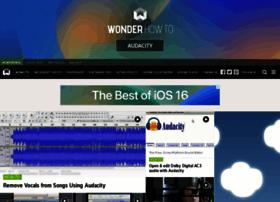 audacity.wonderhowto.com