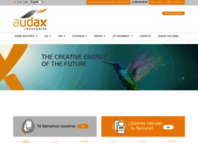 audaxenergia.com
