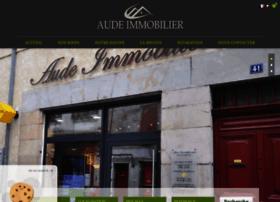 audeimmobilier.com