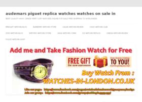 audemars-piguet-replica-watches.watchesonsale.in