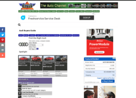 audi.theautochannel.com