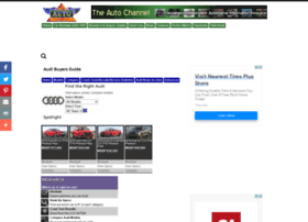 audibuyersguide.theautochannel.com