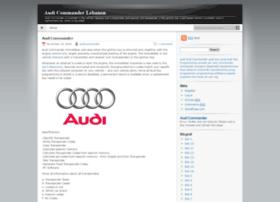 audicommander.wordpress.com