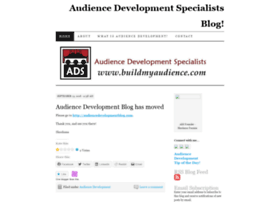 audiencedevelopment.wordpress.com