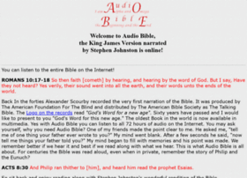 audio-bible.com