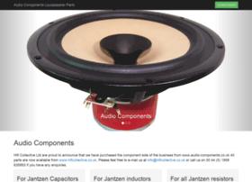 audio-components.co.uk