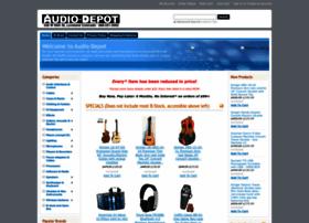 audio-depot.com