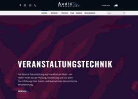 audio-frankfurt.de