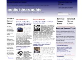 Audio-ideas.com