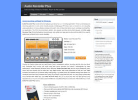 audio-recorder.biz