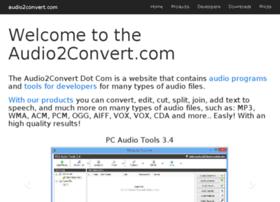 audio2convert.com