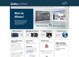 audioarchitect.harmanpro.com
