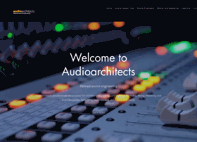 audioarchitects.co.uk