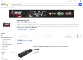 audiobargain.com