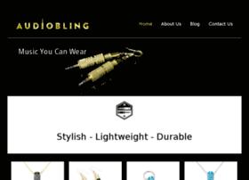 audioblingjewelry.com