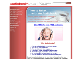 audiobooks.co.nz