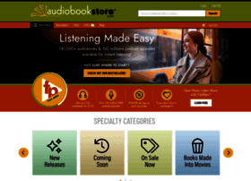 audiobookstore.com