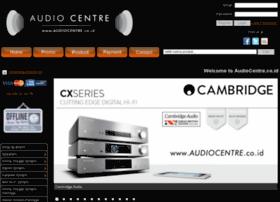 audiocentreshop.com