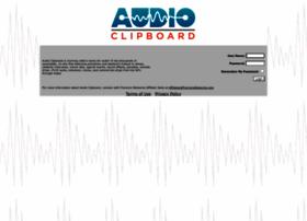 audioclipboard.com