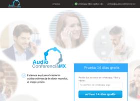 audioconferencia.mx
