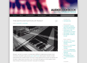 audiocookbook.org