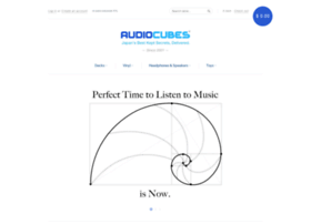 audiocubes.com