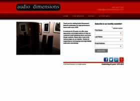 audiodimensions.com
