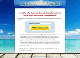 audioempowerment.com