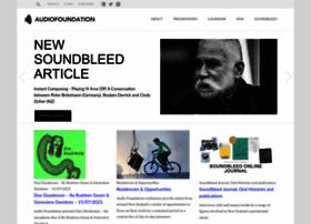 audiofoundation.org.nz