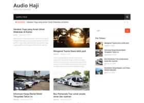 audiohaji.co.id