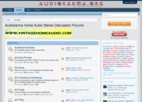 audiokarma.net