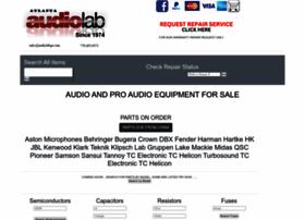 audiolabga.com