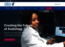 audiology.org