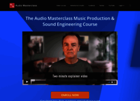 audiomasterclass.com