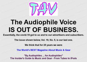 audiophilevoice.com
