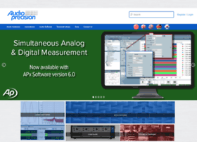 audioprecision.com