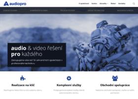 audiopro.cz