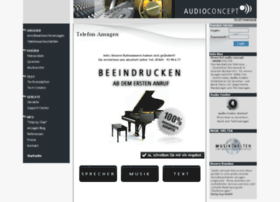 audioproduktion.com